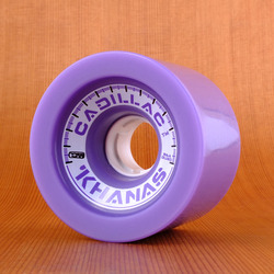 Cadillac Khanas 70mm 86a Wheels - Purple