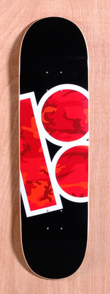 "Plan B Camo 8.2"" Skateboard Deck"