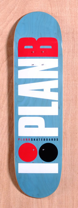 "Plan B Team OG 8.2"" Skateboard Deck"