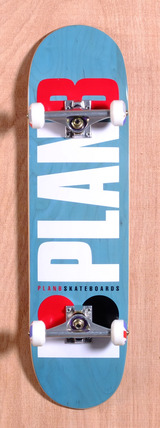 "Plan B Team OG 8.2"" Skateboard Complete"