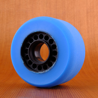Hawgs Zombie 76mm 78a Wheels - Blue