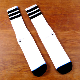 Stance Boneless Socks - White