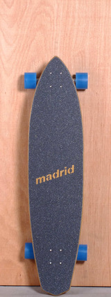 "Madrid 38.75"" Native Longboard Complete"