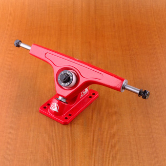 Atlas 180mm Trucks - Red
