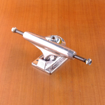 Independent 129mm LOW Reynolds GC Hollow Trucks - Silver