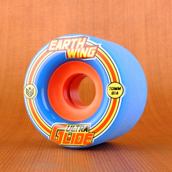 Earthwing Ultra Glide 70mm 81a Wheels - Blue
