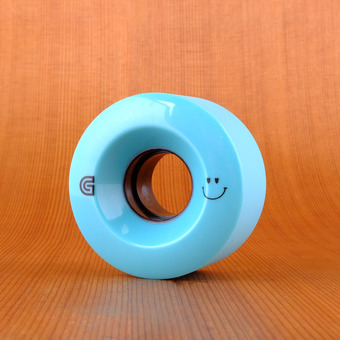 GoldCoast Burnouts 57mm 90a Wheels - Teal