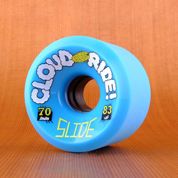 Cloud Ride Slide 70mm 83a Wheels