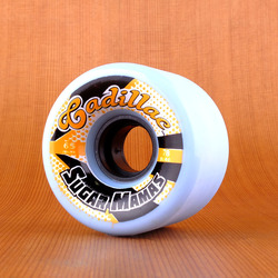Cadillac Sugar Mamas 65mm 78a Wheels - Blue
