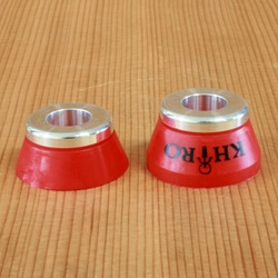 Khiro Insert 90a Red Bushings