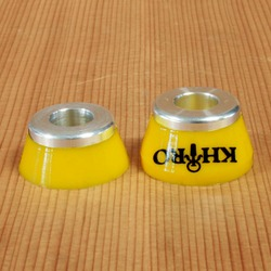 Khiro Insert 92a Yellow Bushings