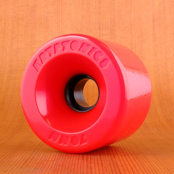 Kryptonics Star Trac 70mm 78a Wheels - Red
