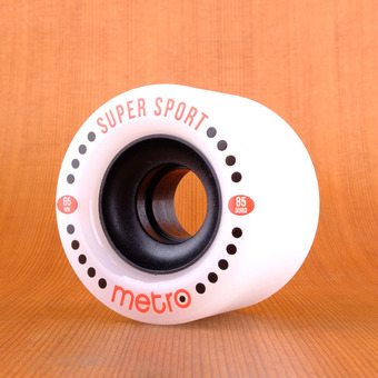 Metro Super Sport 65mm 85a Wheels