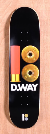 "Plan B Way Shells 8.1"" Skateboard Deck"
