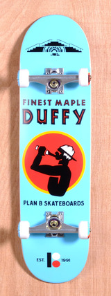 "Plan B Duffy Spirit 8.3"" Skateboard Complete"