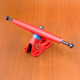 Bear Grizzly 852 181mm Trucks - Matte Red