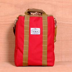 Poler Utility Tote - Red