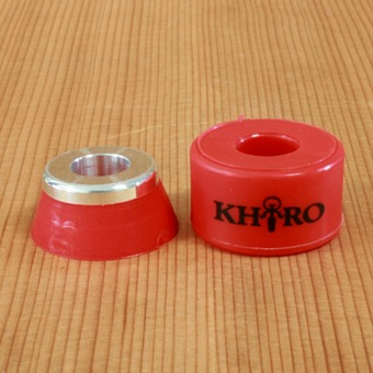 Khiro KBAC1 90a Bushings - Red