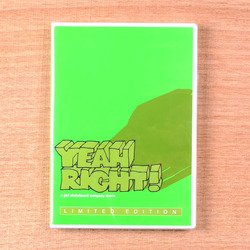 Girl Yeah Right! DVD