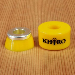 Khiro KBAC1 92a Yellow Bushings