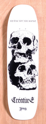 "Creature Divine Rights II 8.8"" Skateboard Deck"