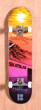 "Plan B Pudwill City 7.7"" Skateboard Complete"