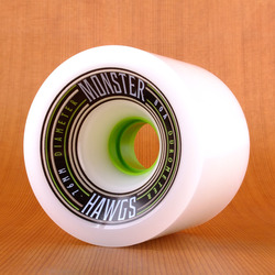Hawgs Monster 76mm 80a Wheels - White