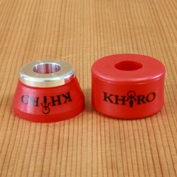 Khiro KBAC2 90a Red Bushings
