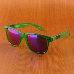 Creature Trannies Sunglasses - Translucent Green