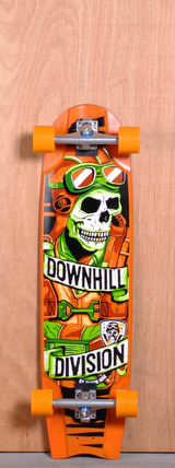 "Sector 9 37"" Bomber Longboard Complete"