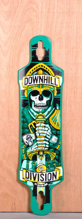"Sector 9 40"" Gauntlet Longboard Deck"