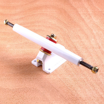 "Caliber II 10"" Trucks - White Gold 44 Degree"