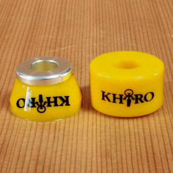 Khiro KBAC2 92a Yellow Bushings