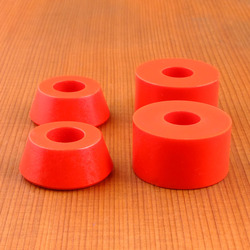 Gullwing 95a Red Bushings