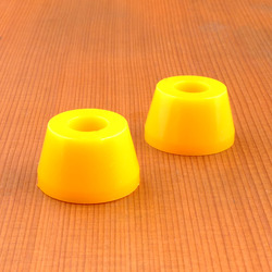 Blood Orange Cone 92a Bushings - Yellow