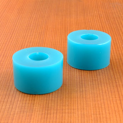 Blood Orange Barrel 80a Bushings - Aqua