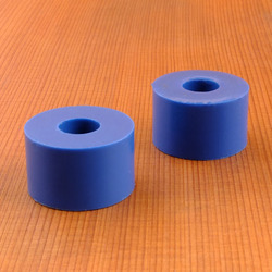 Blood Orange Barrel 83a Bushings - Blue
