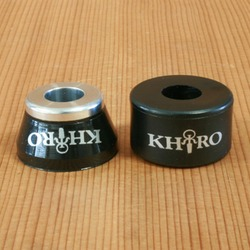 Khiro KBAC2 95a Black Bushings