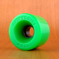 Kryptonics Star Trac 65mm 86a Wheels - Green
