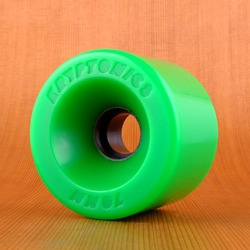 Kryptonics Star Trac 70mm 86a Wheels - Green
