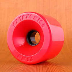 Kryptonics Star Trac 75mm 78a Wheels - Red