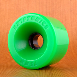 Kryptonics Star Trac 75mm 86a Wheels - Green