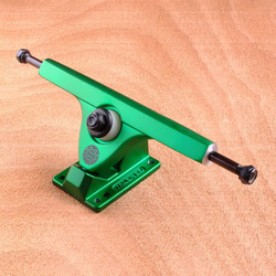 "Caliber II 10"" Trucks - Satin Green 50 Degree"