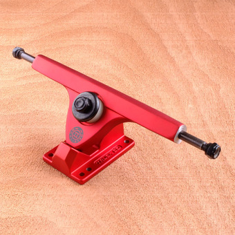 "Caliber II 10"" Trucks - Satin Red 44 Degree"