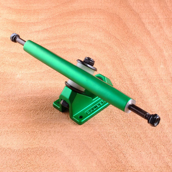 "Caliber II 10"" Trucks - Satin Green 44 Degree"