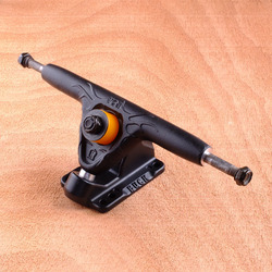 Buck 180mm Trucks - Black