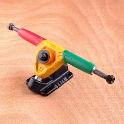 Buck 180mm Trucks - Rasta