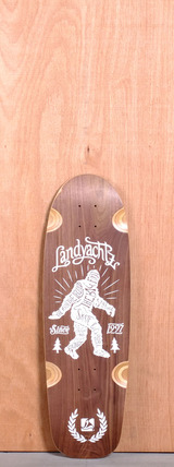 "Landyachtz 30"" Tugboat Longboard Deck - Bigfoot"