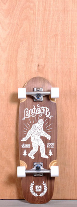 "Landyachtz 30"" Tugboat Longboard Complete - Bigfoot"