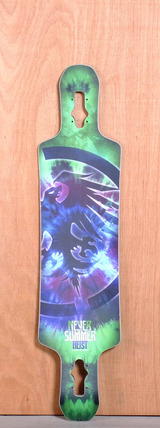 "Never Summer 41"" Heist Longboard Deck"